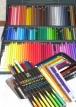 Polychromos and Prismacolor Pencils