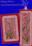 Dabbing card and bookmark